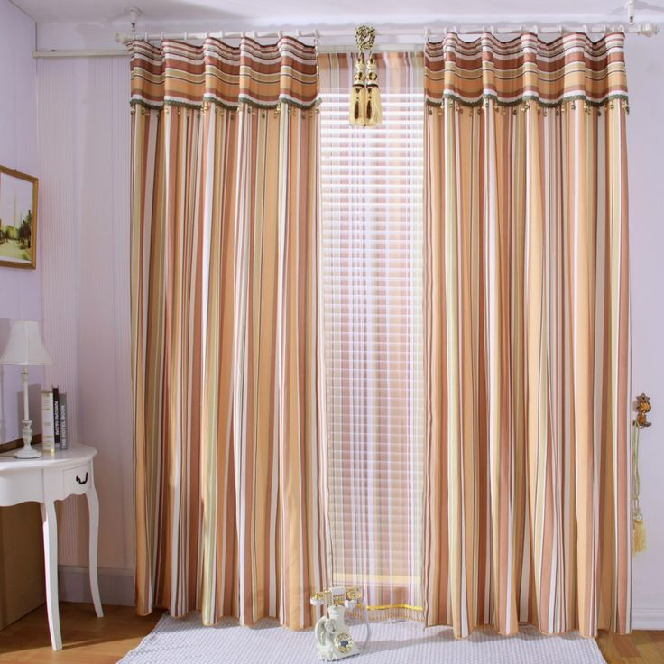 A Very Beautiful Curtains For Double Windows : Cool White Bedroom Curtains  For Double Windows