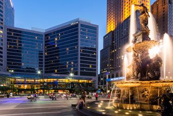 Experience a world class Cincinnati hotel when you book with Starwood at The Westin Cincinnati. Receive our best rates guaranteed plus complimentary Wi-Fi for SPG members.