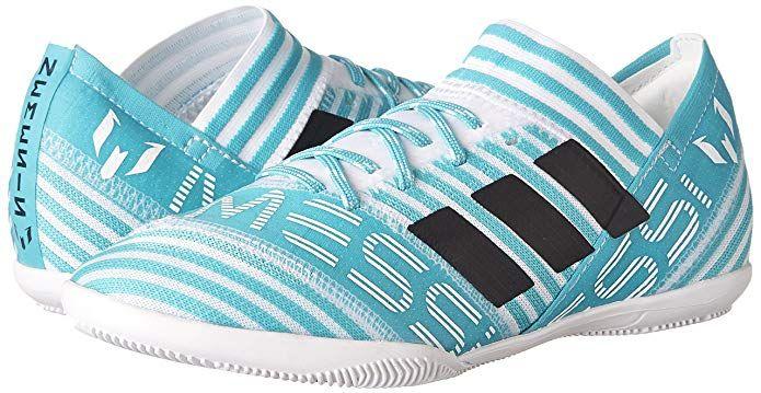 516c04508933c Amazon.com: adidas Kids' Nemeziz Messi Tango 17.3 in J Soccer Shoe ...