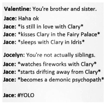 The Mortal Instruments funny
