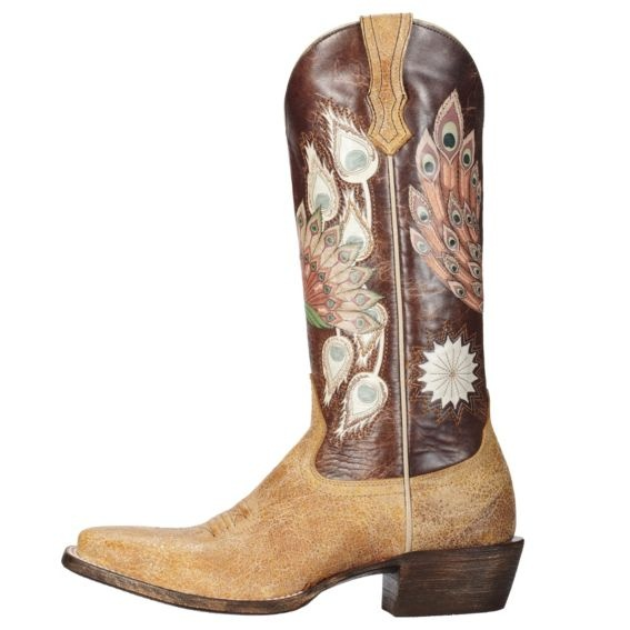 Ariat Peacock Boots - Yu Boots