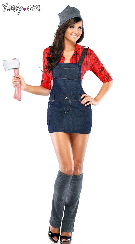 Sexy Lumberjack Costume | Costumes | Pinterest | Lumberjack Costume Costumes And Creative Costumes