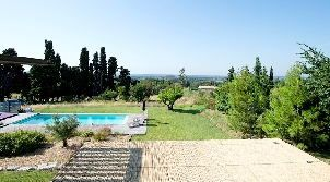 Exclusive vacation home to rent perfect for golf holidays in Provence