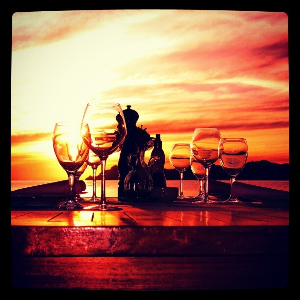 #Sunset #Lopud #Croatia #Glasses - @69kjetil- #webstagram