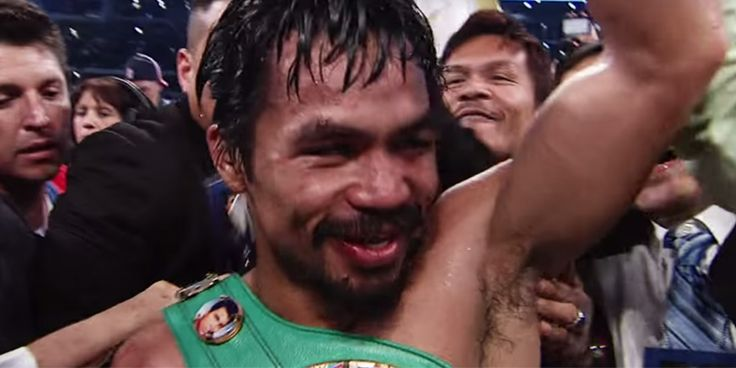 Manny Pacquiao Retires As Boxer? Fighter Now Running For Senator?   http://www.thebitbag.com/manny-pacquiao-retires-as-boxer-fighter-now-running-for-senator/117966