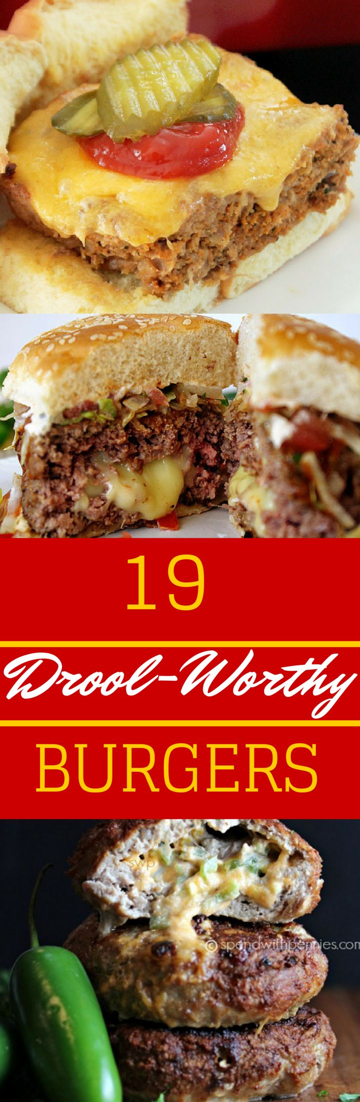19 Drool-Worthy Burgers for Grilling Season!