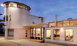 Sirens Restaurant, Williamstown....think we found a winner!! #artdeco #happyplace