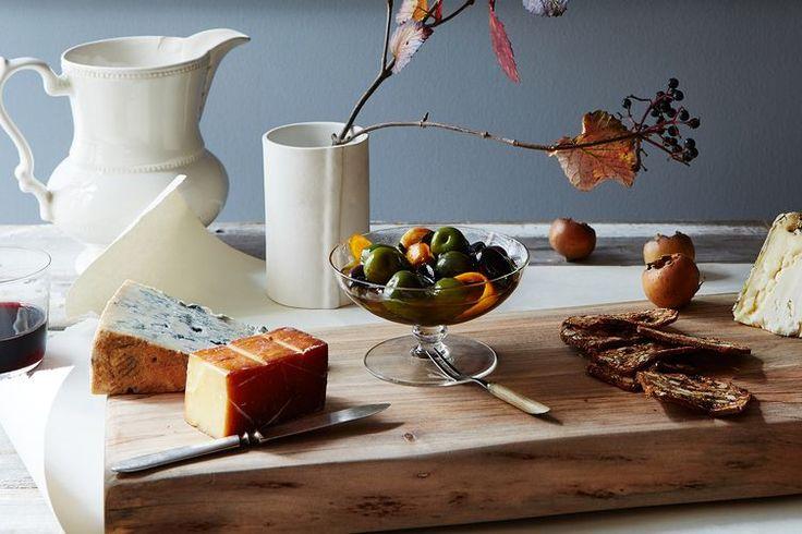 Garlic-Orange-Rosemary Marinated Olives recipe on Food52
