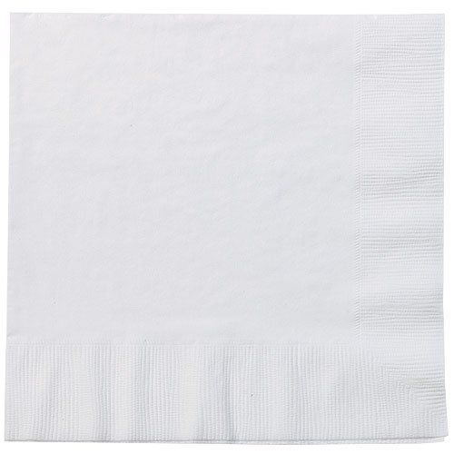 Party Dimensions 20 Count Luncheon Napkin White *** You can find out more details at the link of the image.