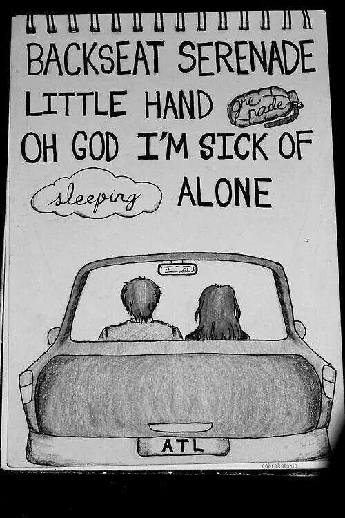 Backseat Serenade - All Time Low