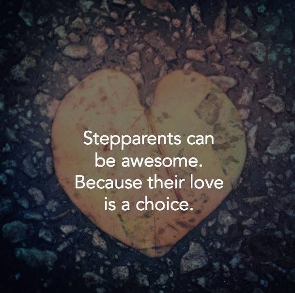 Step Parent Facts.  Once and for All.