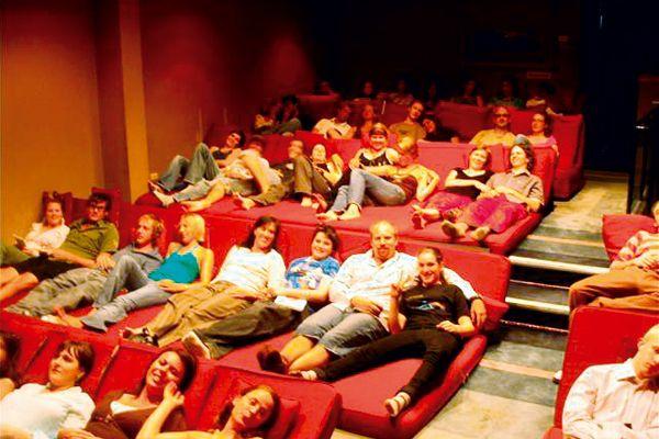 Govindas Restaurant and Movie Room, Darlinghurst, Sydney