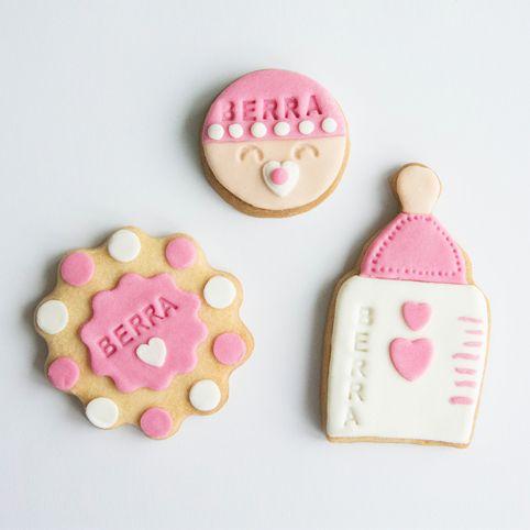cookizm, şeker hamuru, kurabiye, cookies, iyi ki doğdu, baby shower, baby girl, cookie, biberon, birthday, birth, doğum, bebek, doğumgünü