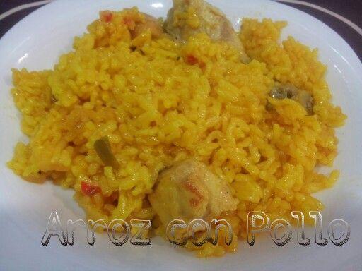Arroz con Pollo | Recetas de cocina | Pinterest | Arroz Con Pollo