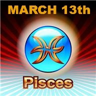 http://zti.me/s-A Happy #Birthday, If you were born on #March #13th #Pisces.   Me, too. The Beatles Birthday Song {Video}