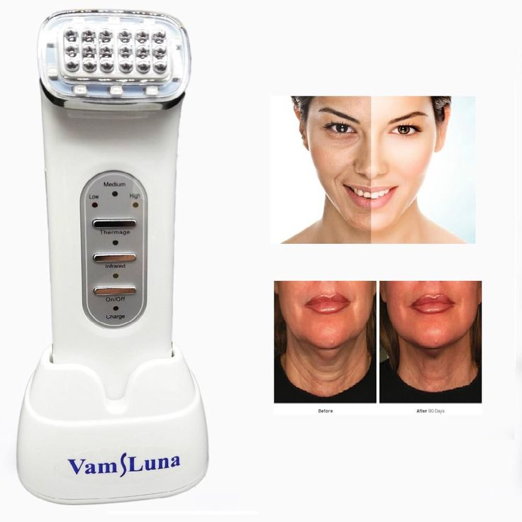 Thermage Facial RF Radio Frequency For Lifting Face, Lift Body SKin, Wrinkle Removal