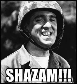 Gomer Pyle and boy could he sing
