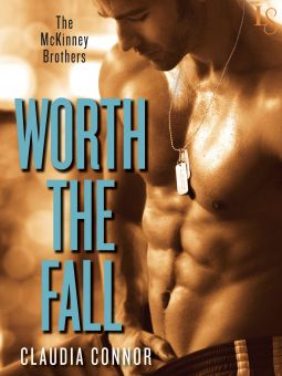#NetGalley #Teaser Worth the Fall by Claudia Conner (The McKinney Brothers, #1) | On Sale: 9/9/14 | Loveswept Contemporary Romance | They met on a beach.... They only have a week..... But a week is all it takes..... #NavySEALS