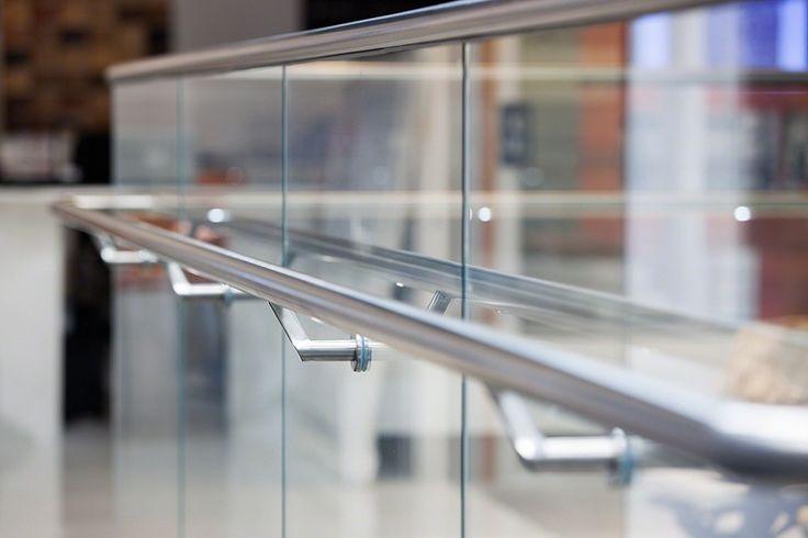Stunning and classy handrailing