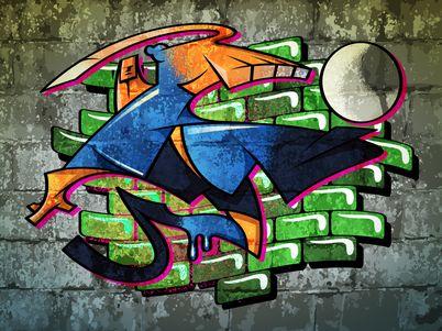 FUTEBOL - STREET ART » Samuel Bono