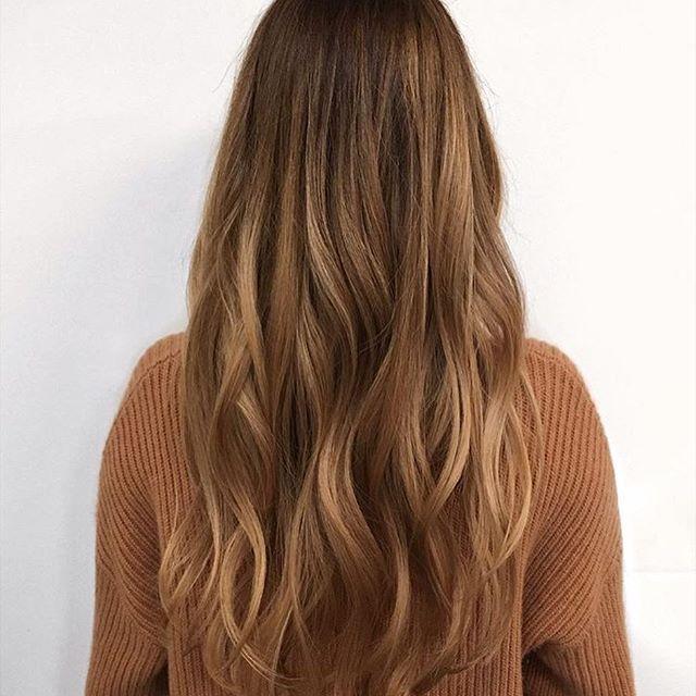 Best 25 honey balayage ideas on pinterest balayage hair honey blonde balayage honey and - Balayage blond caramel ...