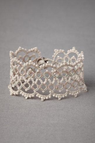 Lace.Bead.Cuff.Beautiful.