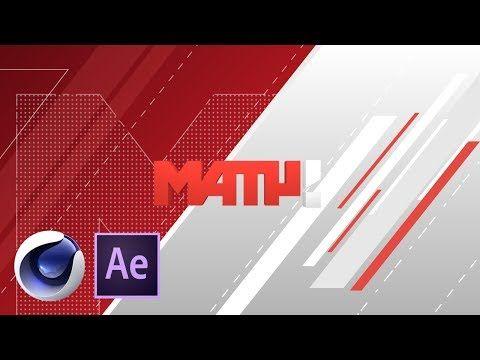 Заставка Матч ТВ в Cinema 4D и After Effects - YouTube