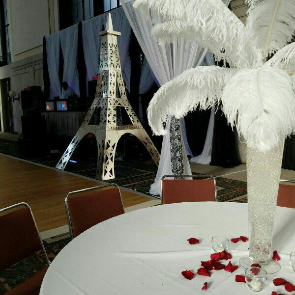 45 best balloon decorations event decor wedding decor images on paris theme junglespirit Gallery