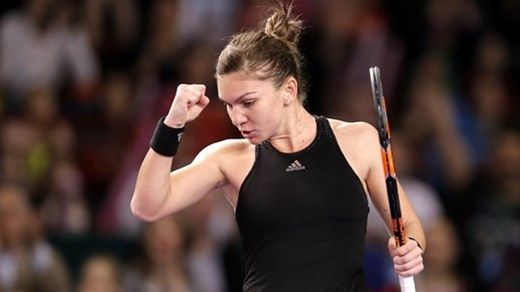 Fed Cup - Articles - Halep dominates in homecoming performance