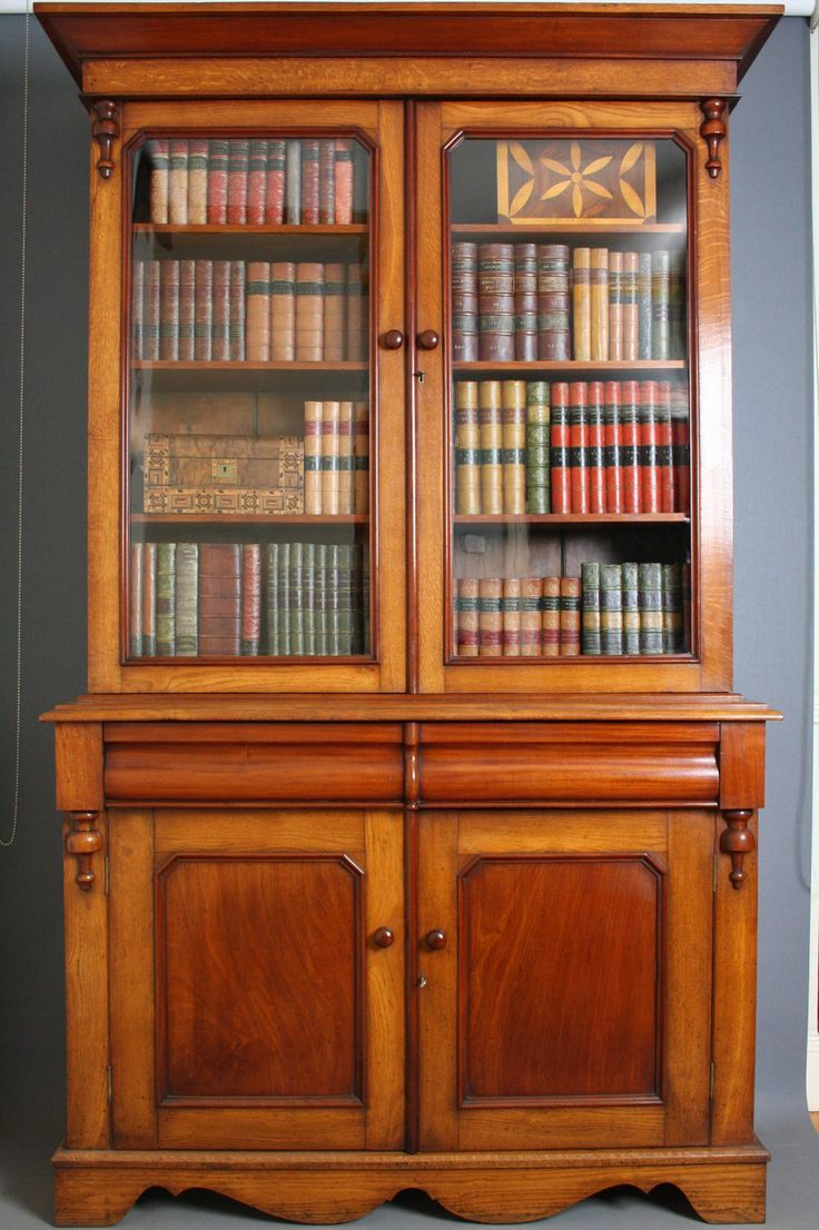 Victorian Bookcases for Sale - Best Way to Paint Wood Furniture Check more at http://fiveinchfloppy.com/victorian-bookcases-for-sale/