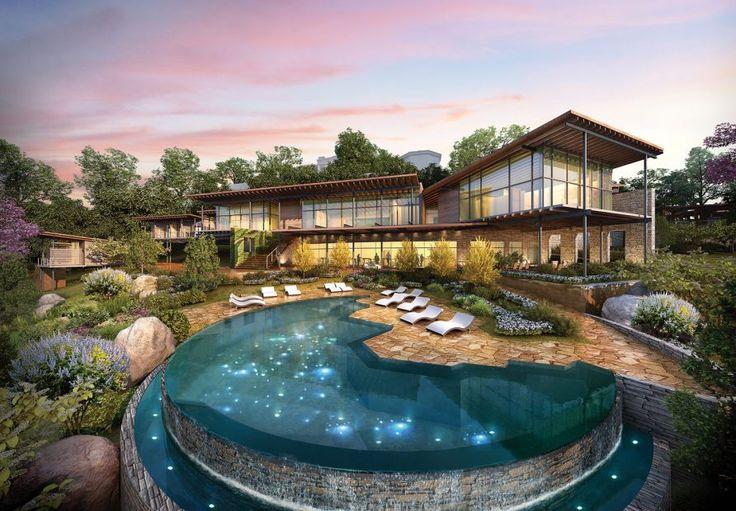 Loma de Vida spa at La Cantera Hill Country Resort, San Antonio