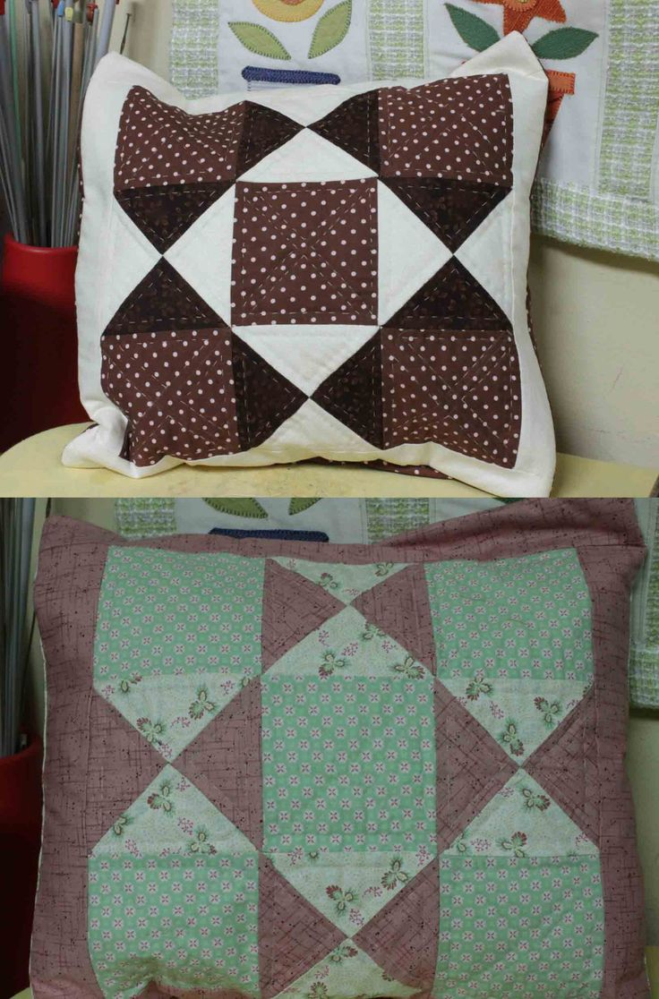 9 best images about cojines de pachtwork on pinterest tans amor and sons - Proyectos de patchwork ...