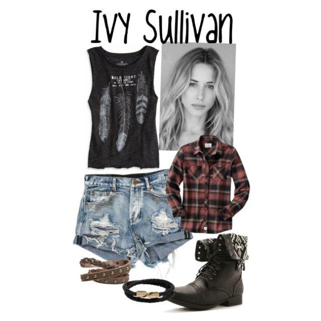 90210: Ivy Sullivan by justyce-thibault