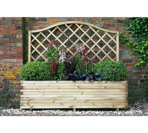 Buy Windermere Wooden Garden Arch At Argos Co Uk Visit Argos Co Uk To Shop Online For Decorative Arches With Images Outdoor Pergola