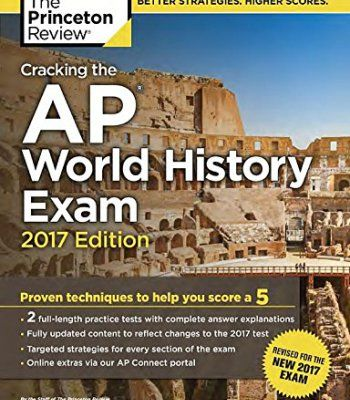 34 best ap images on pinterest ap human geography ap world cracking the ap world history exam 2017 edition proven techniques to help you score fandeluxe Choice Image