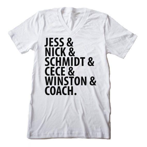 Nouveaux fans de fille aiment exhibant leurs personnages préférés de l'émission à succès sur notre tee-shirt de caractère ! Cette conception classique sera toujours dans le style !  ----------------------------------------------------------------  Il ny a rien tout à fait comme le parfait tee-shirt confortable. Vous pouvez lhabiller vers le haut ou vers le bas selon votre journée et il va à fière allure à chaque fois ! Nos t-shirts sont fabriqués à partir le doux mélange de coton et de…