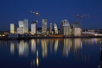 Cityprisen 2013 / MVRDV, Dark Arkitekter and a-lab / Oslo S Utvikling