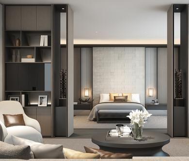 Luxury Apartments Bedrooms best 10+ luxury apartments ideas on pinterest | modern bedroom