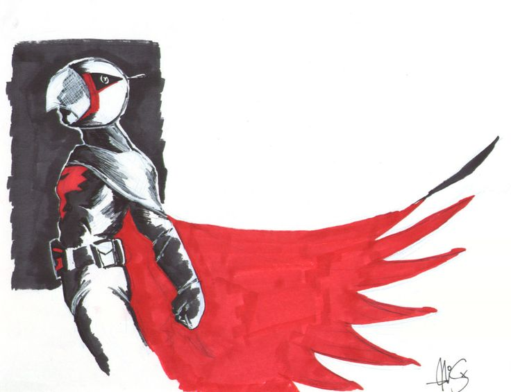 ComCon-Like Sketch 2: G-Force by aestheticartist on deviantART | Comic ...