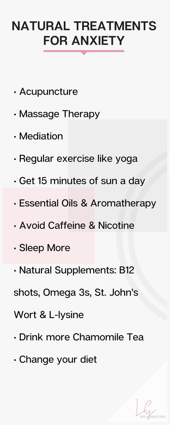 Natural Stress Treatments including supplements and sound advice. When in doubt, go get a massage!