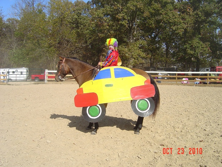 Check Out Some Great Horse Costume Ideas And Try A Tasty Treat To