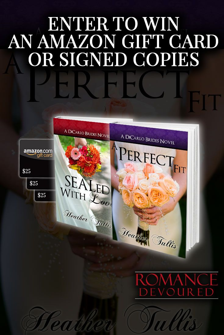 Win A $25 Amazon Gift Card Or Signed Copies From Bestselling Author Heather  Heather Tullis Http