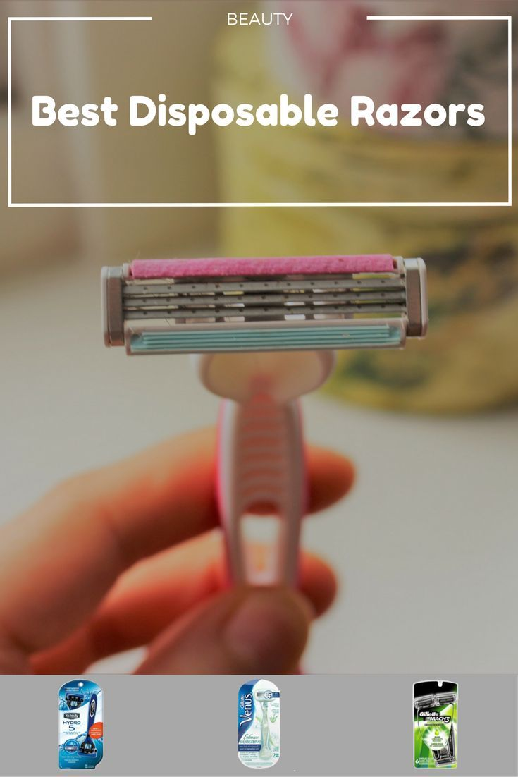 I've made my research and found 8 best disposable razors out there. Go and have a look. (Disposable razors | best disposable razor | shaving tips | razor | razors | shaving razor )