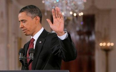 When Obama Resigns  - 5/22/14