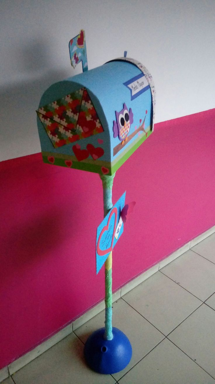 Buzon para niños