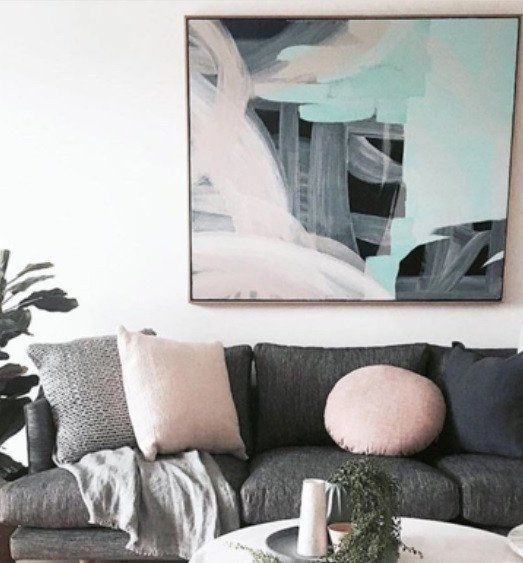 BYRON 2 FRAMED ARTWORK – MYND INTERIORS & LIFESTYLE