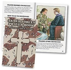 ARMED FORCES PRAYER BOOK - PD161