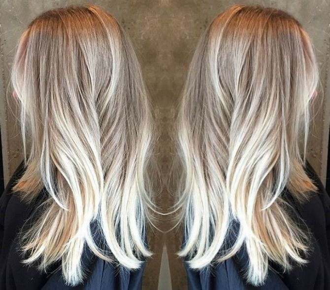 40 Blonde Hair Color Ideas With Balayage Highlights: Best 25+ Blonde Balayage Highlights Ideas That You Will