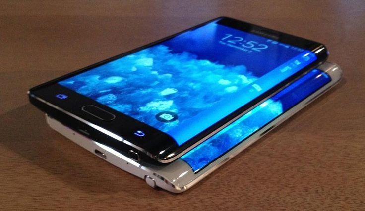"""Samsung Confirma el Desarrollo del Smartphone Galaxy S6 con una Pantalla Curva de """"Doble Filo"""""""