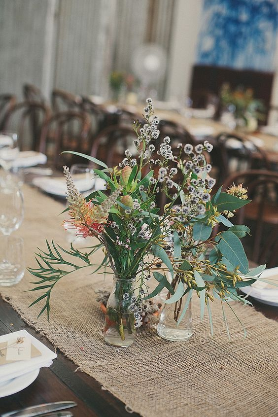 Delphine Manivet for a beautiful and rustic outdoor wedding in Australia. Photography by Maureen du Preez.: